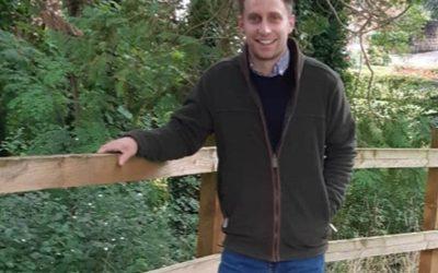Joe Pimblett, CEO Severn Rivers Trust