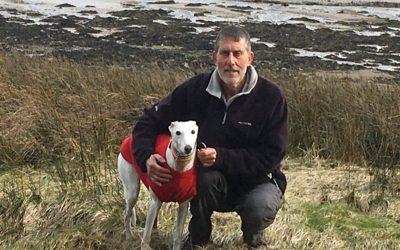 Alan Winstone, Chair North Wales Rivers Trust